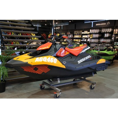 2018 Sea-Doo Spark 2UP HO IBR TRIXX product image
