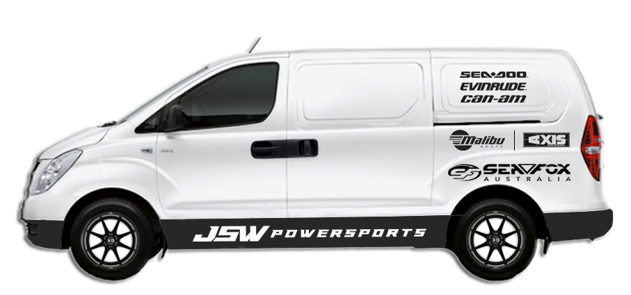 Jet Ski Warehouse | Mobile Service Van