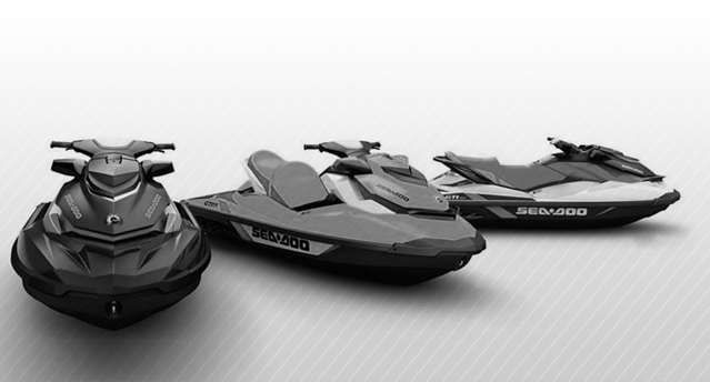 The Sea-Doo GTR 215